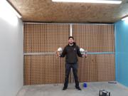 Cabine de peinture compacte - Facilement transportable