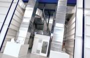 Cabine de peinture PL - Dimensions standards et spécifiques