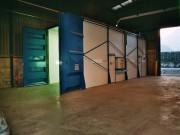 Cabine de peinture sèche sur pied - Débit : 2000 - 1176 ou 4000 - 2353