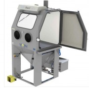 Cabine de sablage à manches voie humide - Dimensions utiles : 915 - 1215 - 1515 mm