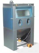 Cabine de sablage microbillage - Compact monobloc