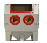 Cabine de sablage pièces mécaniques - Procédé de microbillage