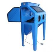 Cabine de sablage professionnelle - 8 modèles  - Peut-être relié à un aspirateur