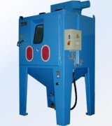 Cabine de sablage sous pression - Réservoir de pression de 15 litres