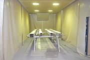 Cabine de sablage sur mesure - Meilleures conditions et protections pour l'opérateur