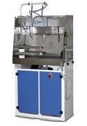 Cabine détachage pressing - Dimensions (cm) : 90 x 50 ou 120 x 50