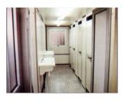 Cabine douche WC - Cabine douche pour industriel