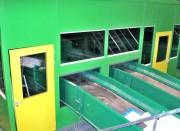 Cabine modulaire industrielle - Installation possible sur de grandes hauteurs