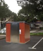 Cabine PMR pour extérieur - Usages pour tous