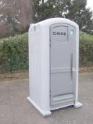 Cabine WC chimique - À l'anglaise city, Poids 95 kg