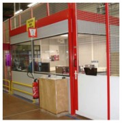Cabines d atelier - Dimensions : hauteur comprise entre 2.25 m et 6 m