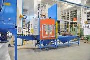Cabines de grenaillage automatiques - Apporte une protection anti-corrosion