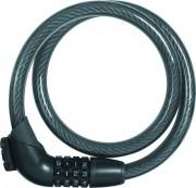 Câble antivol pour vélo 4 molettes modifiable à volonté - 4 molettes modifiable à volonté