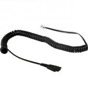 Câble de connexion pour casque Plantronics - Longueur : 3 m