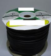 Câble doublement isolé en rouleau de 100 m - Diamètre : 2,5 mm - 1 rouleau de 100 m linéaires