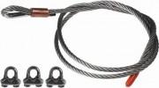 Câble inox - 18162 - 25091 - 37422 - 25101