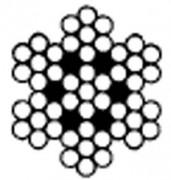 Câble inox diamètre 3 à 8 mm - Diamètres (mm) : de 3 à 8