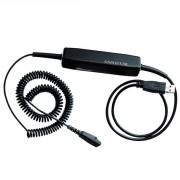 Câble USB - prise RJ - Connexion directe de votre casque sans-fil sur port USB
