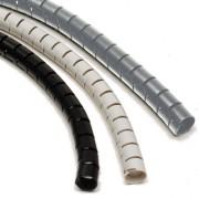 Câble-zip en Plastique - -diam. 20 mm - Lg : 30 m - Aluminium  33742