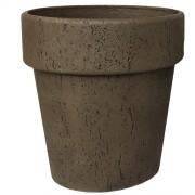 Cache pot pour extérieur et intérieur - Cache pot en béton fibre pour l'extérieur et l'intérieur