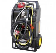 Caddy de vidange électrique - Cuve en polyéthylène - Débit 30 L/min