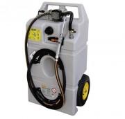 Caddy ravitailleur - Capacité : 60 ou 100 L - Débit : 4.5 L/min