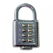 Cadenas 8 chiffres digitals à combinaison B722.008 - Safetool