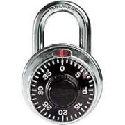 Cadenas à combinaison pour vestiaire code à 3 chiffres - Haute protection
