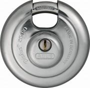 Cadenas inox pour porte - Tailles: 70, 80, 90 mm -  haute sécurité