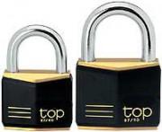 Cadenas sécurité pour multi usage - Corps gainé PVC