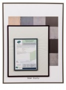 Cadre d'affichage - Dimensions : de 21 x 29.7 à 70 x 100cm