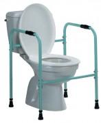 Cadre d'appui de toilettes - Poids supporté (Kg) : 100