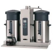 Cafetière avec deux conteneurs - Capacité (L) : 5 - 10 - 20