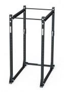 Cage crossfit et musculation - Dimensions : 2.45m H / 1.20m L / 1.80m P