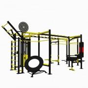 Cage Crossfit Pro professionnelle - Cage de cross-training auto et autres disciplines