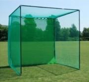 Cage d'entraînement golf - Dimensions : 3 x 3 x 3 m