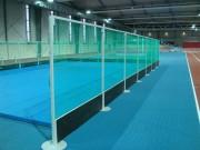 Cage de protection lancer poids - Pour lancer de poids en Indoor - Dimension : 2m00