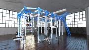 cage musculation crossfit - Cage Crossfit Platinum Line C