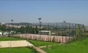 Cage pare ballons terrain sport - Protection intégrale de votre terrain multisport