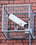 Cage protection caméra surveillance - Maille de 5 cm