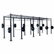 Cage sportive fonctionnelle - Cage fonctionnelle professionnelle sur mesure