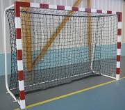 Cages de handball - Arceaux Ø 50 mm de forme trapézoïdale