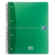 cahier bureau reliure intégrale 240 pages réglure 5x5 format 21x29,7cm EUROPEAN BOOK OFFICE - oxford
