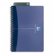 cahier bureau reliure intégrale couverture souple 100p réglure SEYES format 21x29,7 OFFICE - oxford