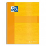 Cahier reliure brochure 192 pages grands carreaux papier 90g SUPER CONQUERANT - Oxford Classique - 21x29,7 cm