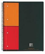 Cahier reliure intégrale 23,3 x 29,8 cm 200 pages détachables 5x5 papier 90g SUPER CONQUERANT - oxford