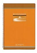 Cahier reliure spirale 21x29,7 cm 100 pages petits carreaux papier 70g CONQUERANT SEPT - CONQUERANT 7
