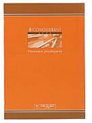 Cahier travaux pratiques reliure piqûre 24x32cm 60p unies 90g + 60p SEYES 70g CONQUERANT SEPT - CONQUERANT 7