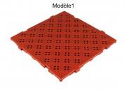 Caillebotis anti-dérapant - Longueurs (mm) : 500 - 1000