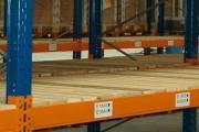 Caillebotis bois pour rack - 2 versions : Claire voie ou jointive